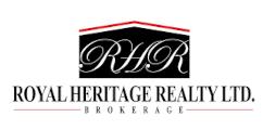 Royal Heritage Realty Ltd Brokerage Logo